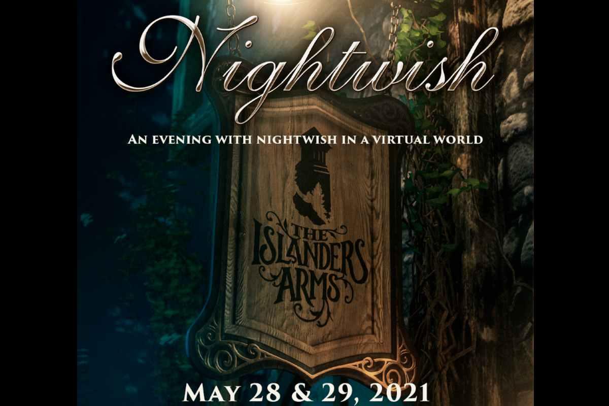 Nightwish Reschedule Virtual World Shows