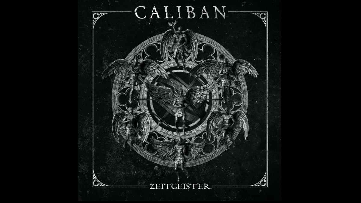 Caliban Going Native With New Album 'Zeitgeister'
