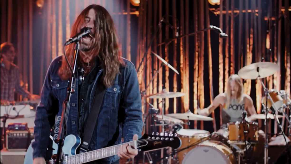 Foo Fighters Share 'Making A Fire' Live Video