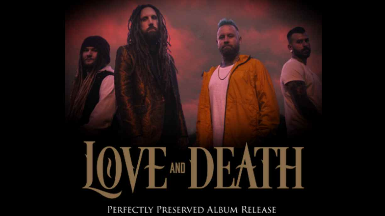 Love And Death To Livestream Album Release Show Tonight