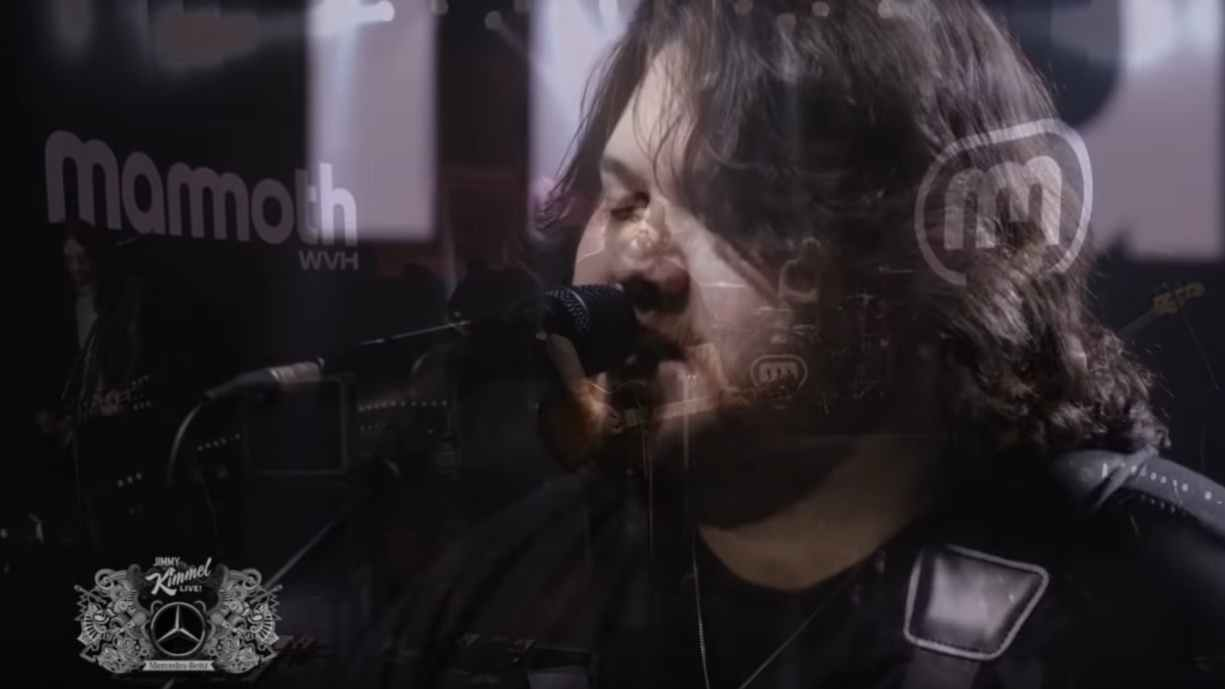 Wolfgang Van Halen's Mammoth WVH Make Live Debut On TV