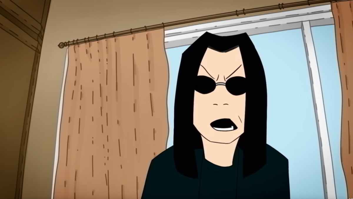Ozzy Osbourne Get Animated With Post Malone For 'It's A Raid' Video