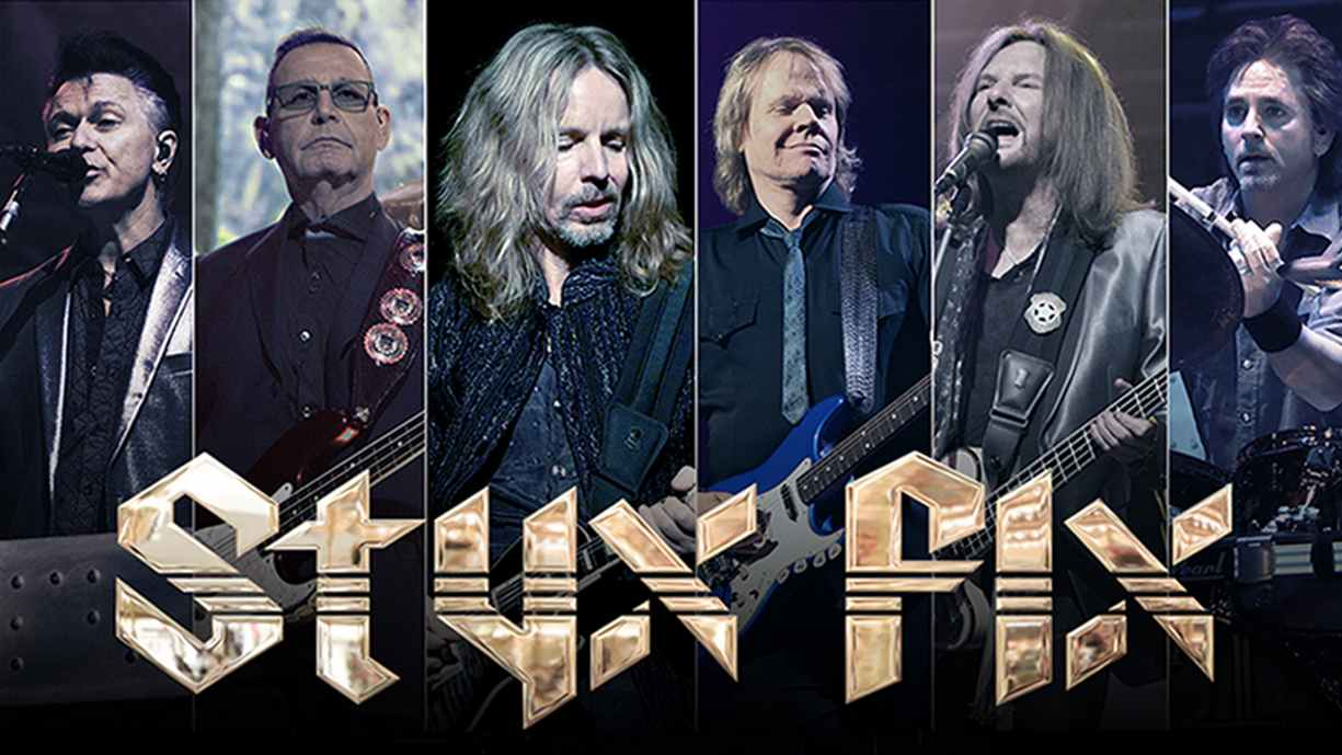 Styx To Stream London Concert This Weekend