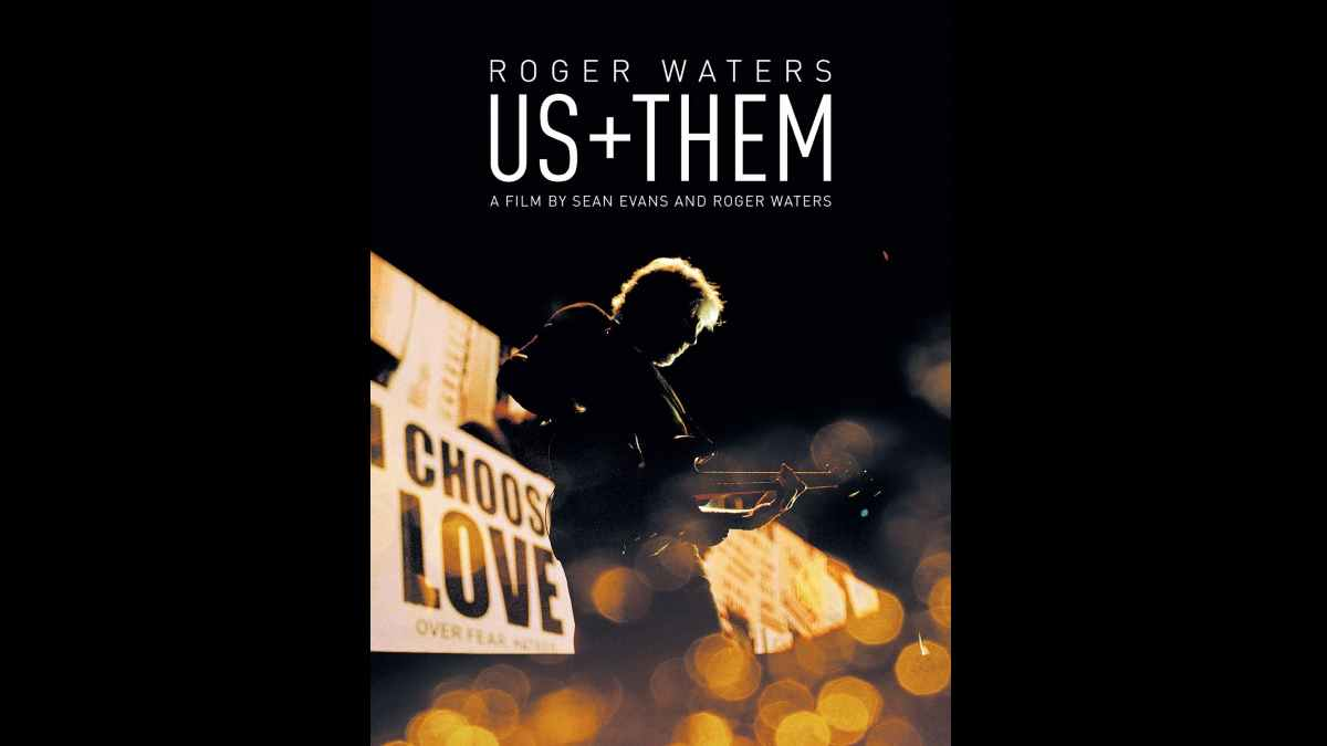 Roger Waters cover art