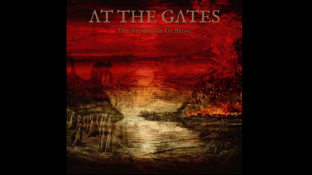 At The Gates album cover art