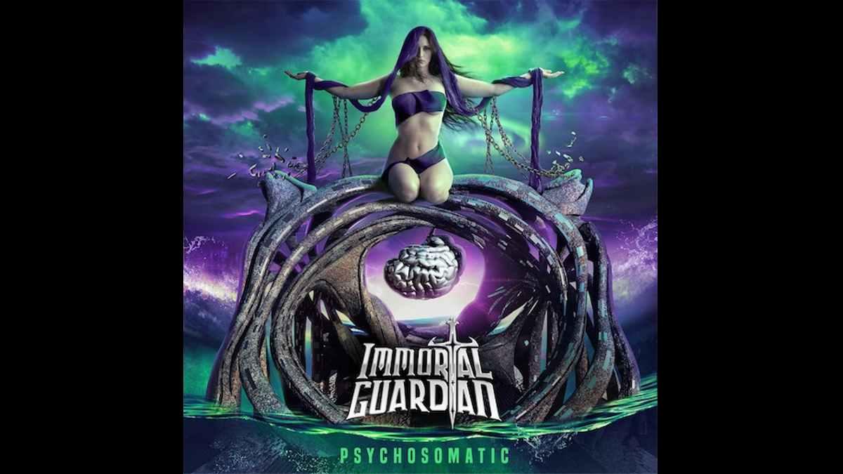 Immortal Guardian album cover art