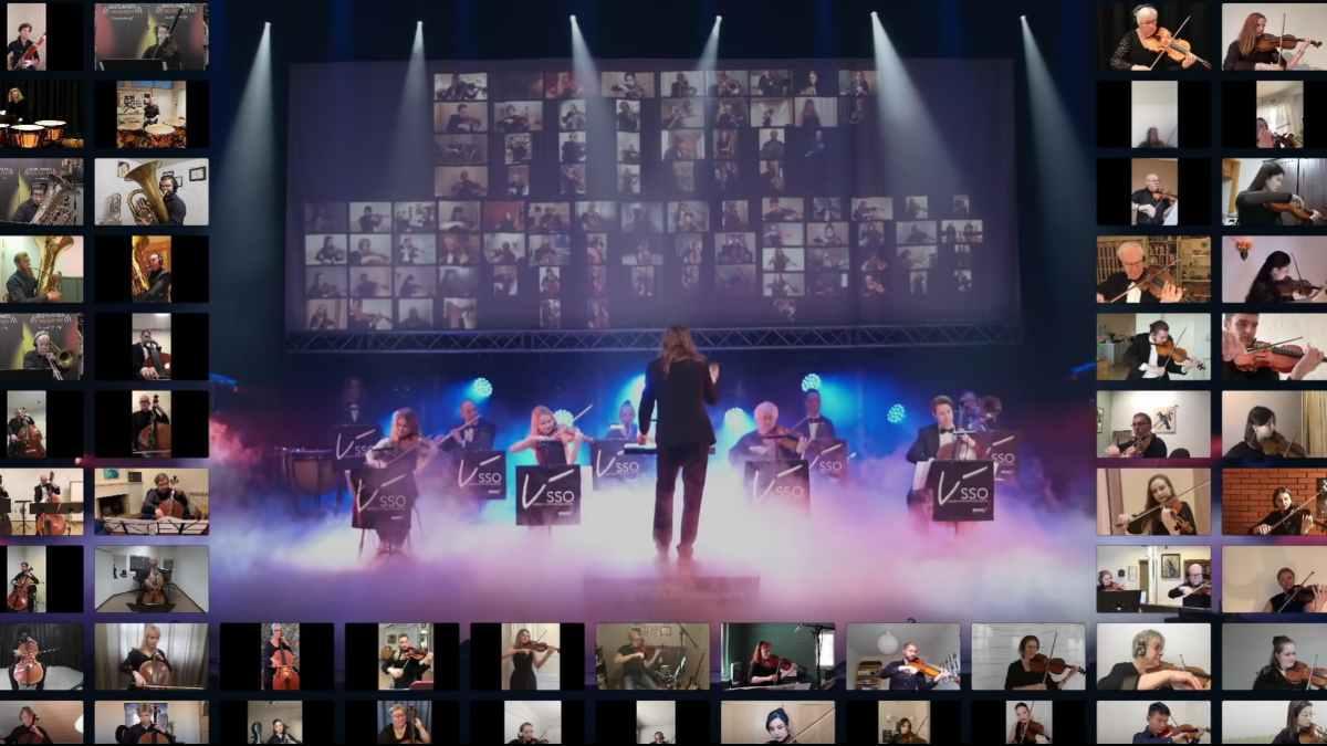 Iron Maiden still from the video