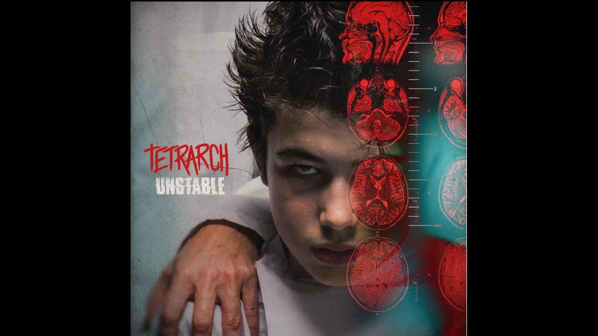 Tetrarch album cover art