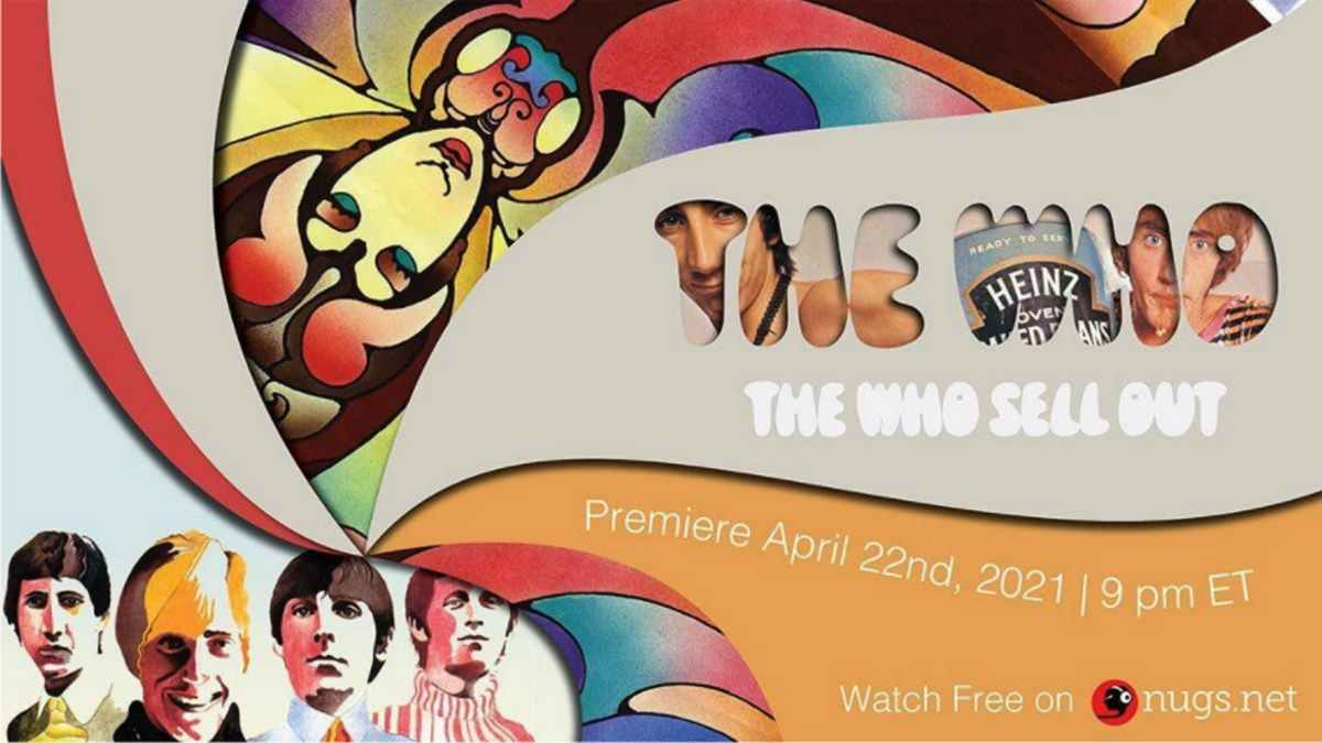 The Who event promo