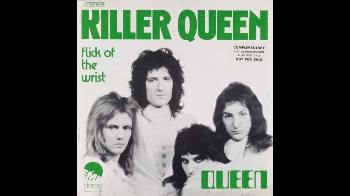 Queen single art courtesy Hollywood Records