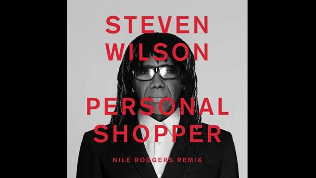 Steven Wilson single art