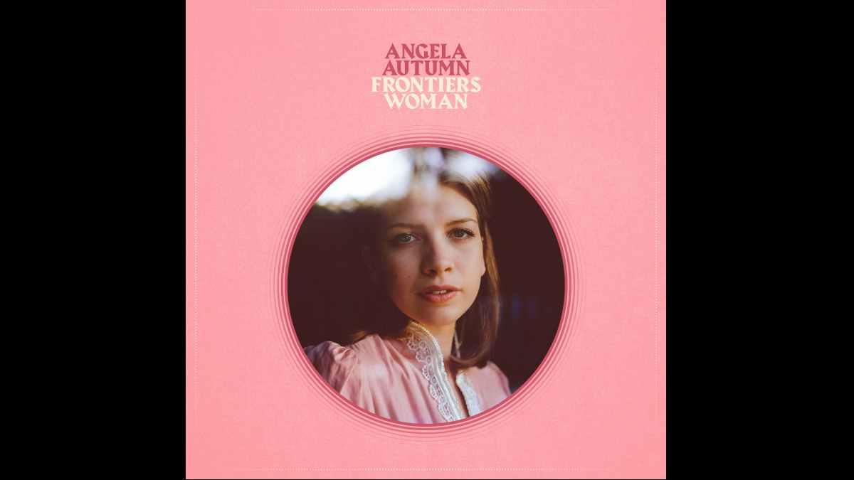 Angela Autumn album cover art courtesy Skye Media