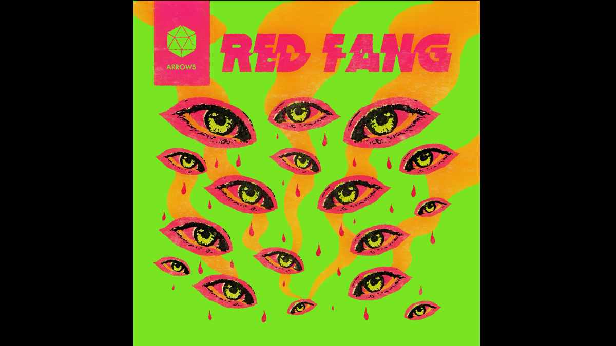 Red Fang album cover art