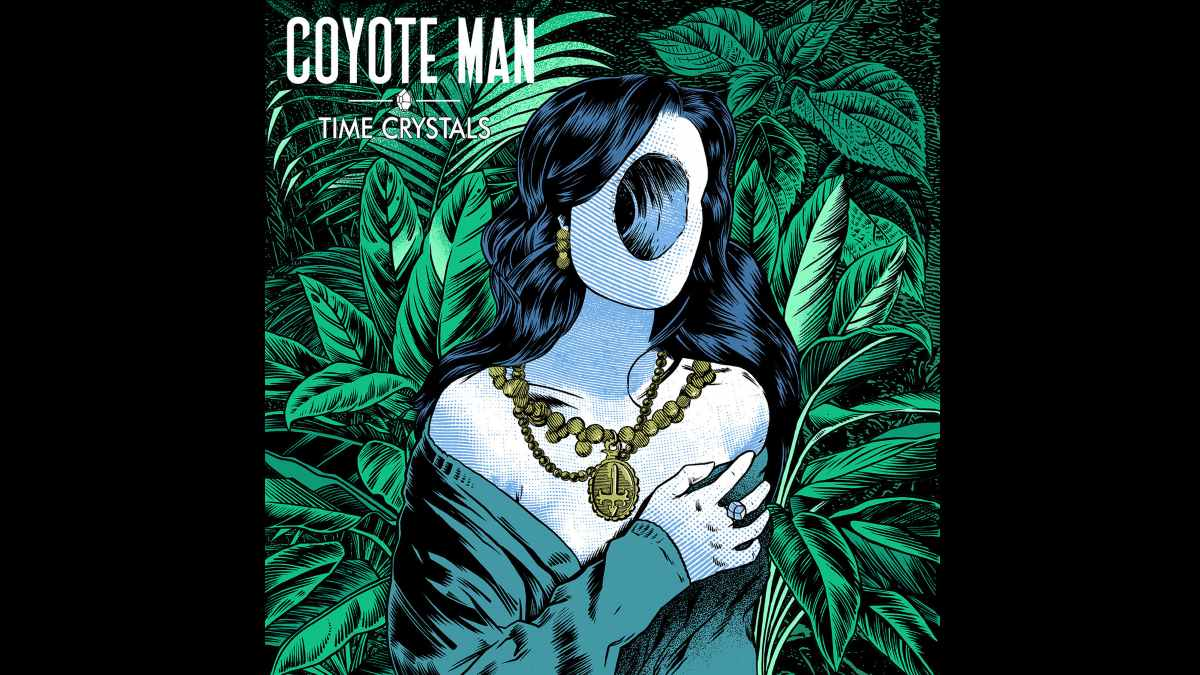 Coyote Man single art