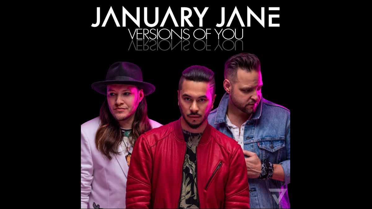 January Jane EP cover art