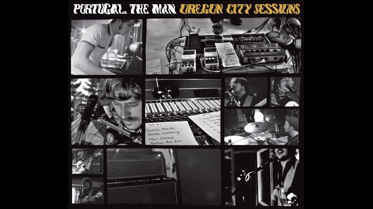 Portugal The Man album cover art