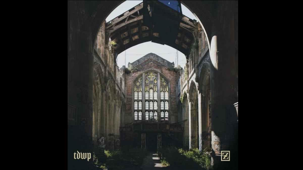 The Devil Wears Prada EP cover art courtesy Atom Splitter