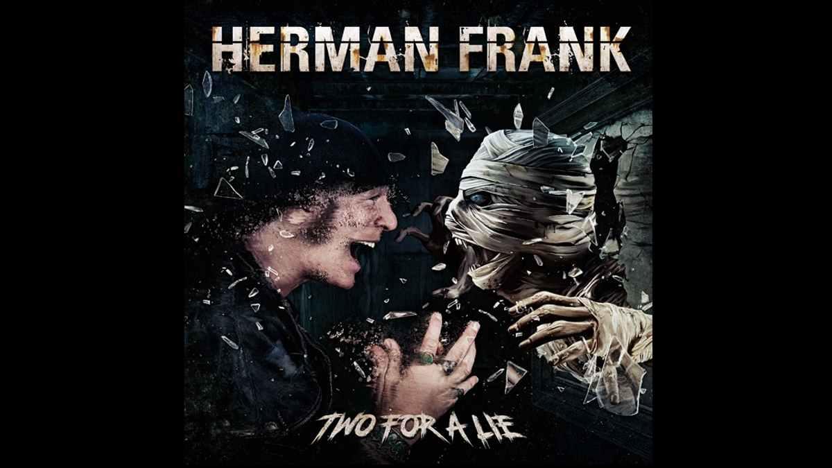 Herman Frank album cover art