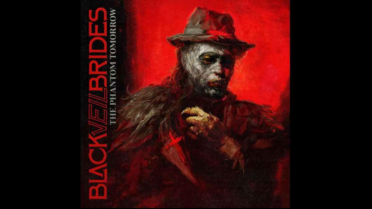 Black Veil Brides cover art courtesy PFA