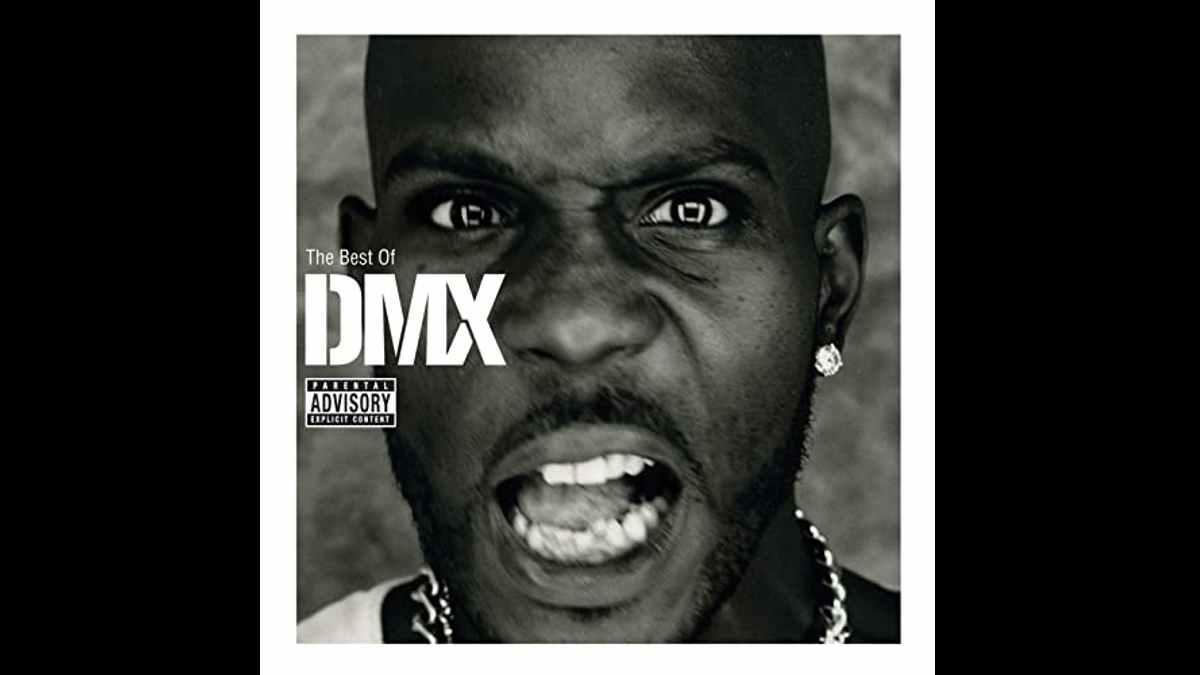 DMX album cover art