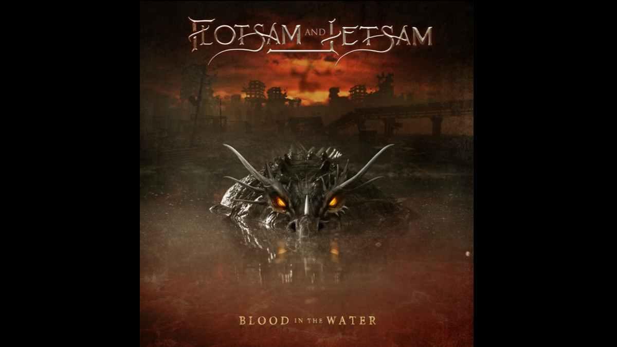 Flotsam And Jetsam album cover art