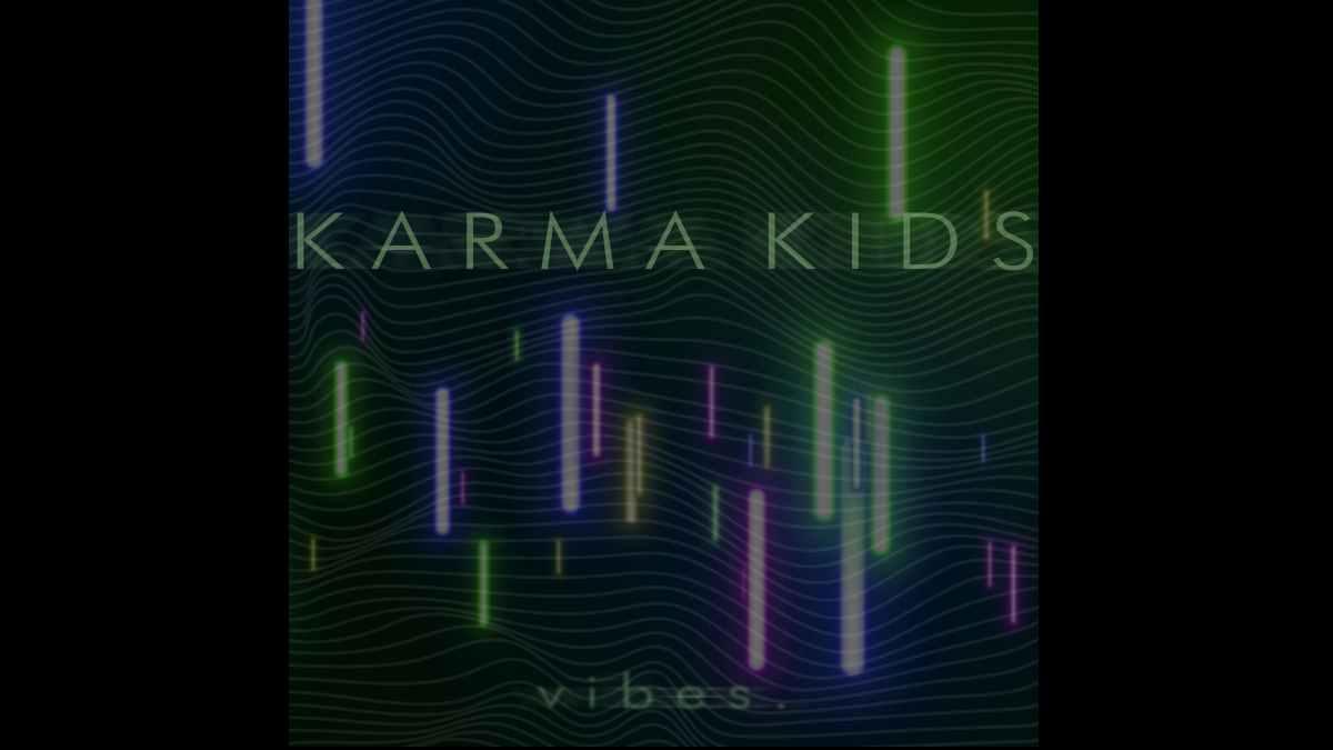 Karma Kids album cover art