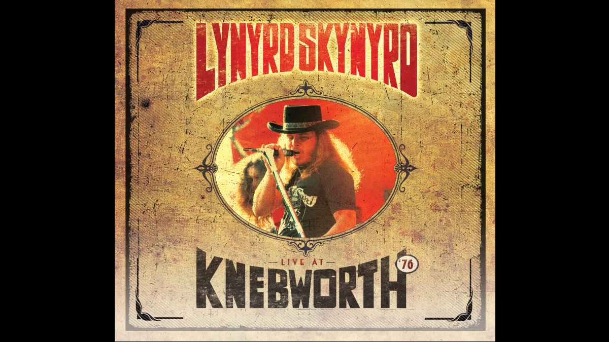 Lynyrd Skynyrd cover art