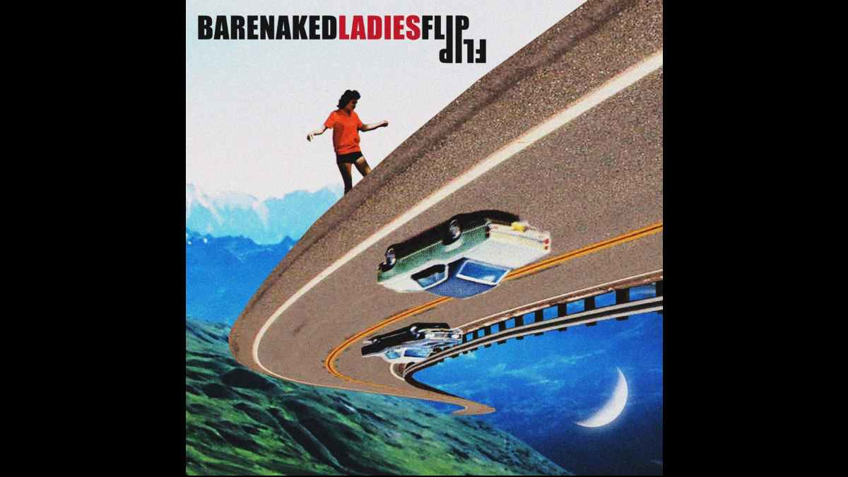 Barenaked Ladies single art