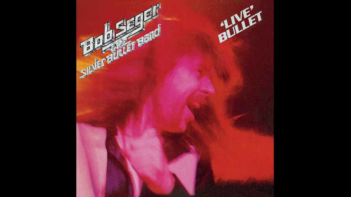Bob Seger album cover art