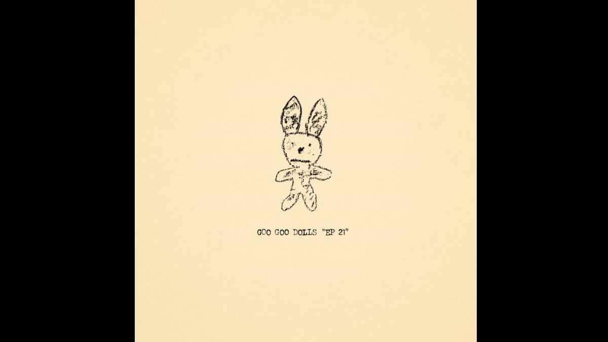 Goo Goo Dolls EP cover art