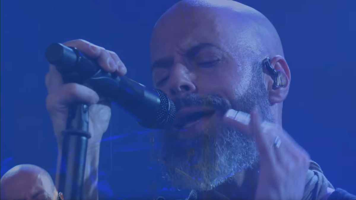 Daughtry still from the video