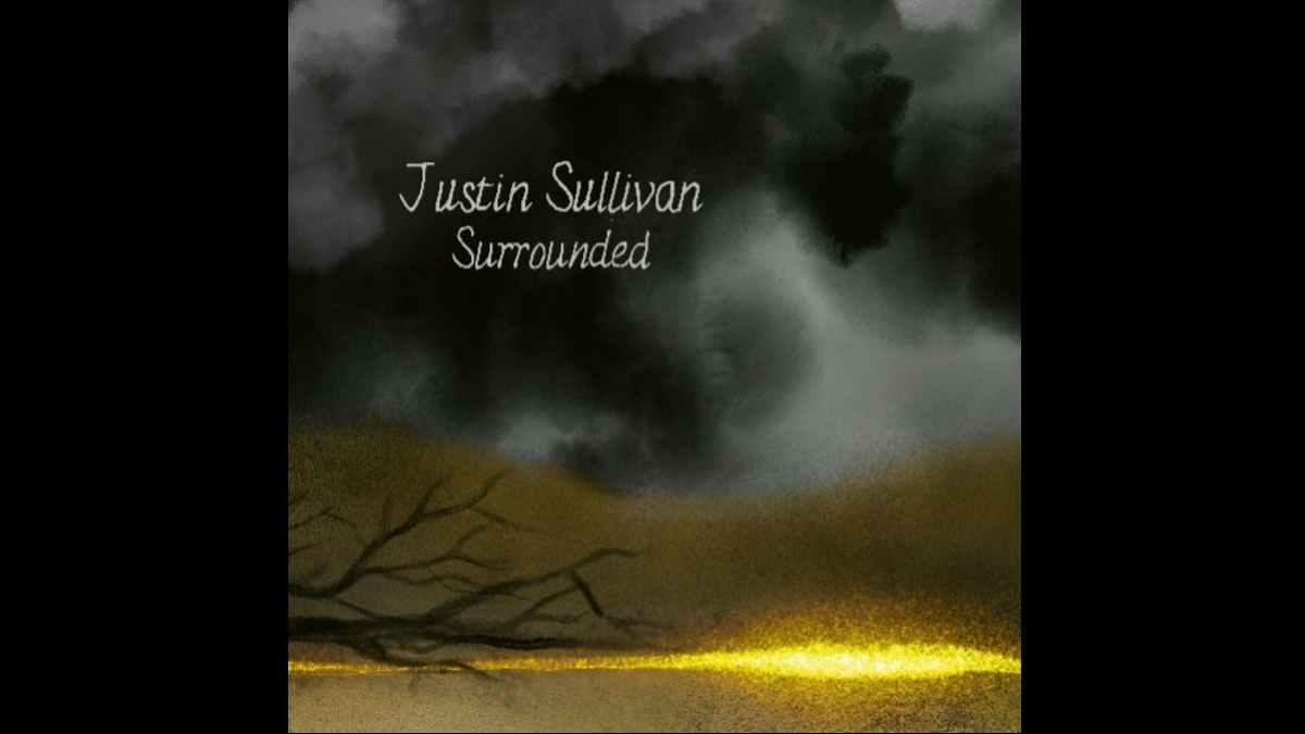 Justin Sullivan album art