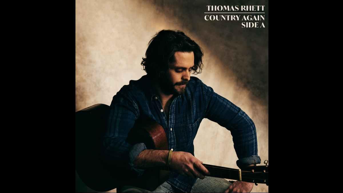 Thomas Rhett album cover art