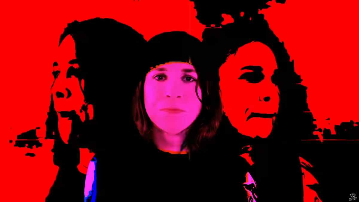 Laura Jane Grace still from the video