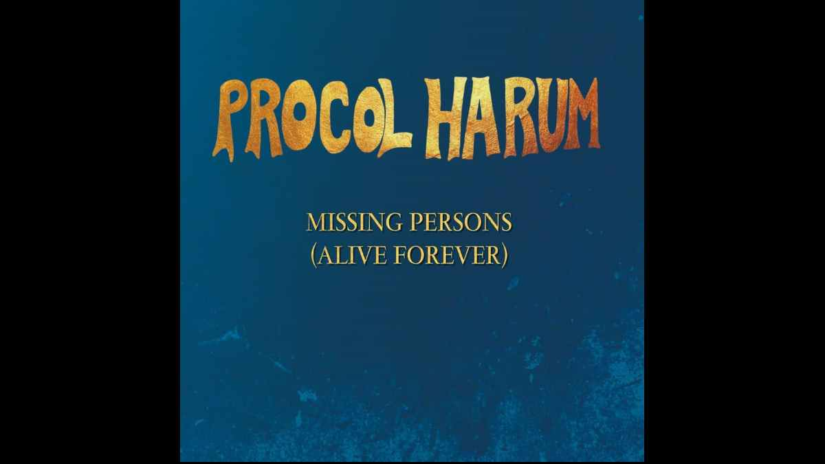 Procol Harum cover art