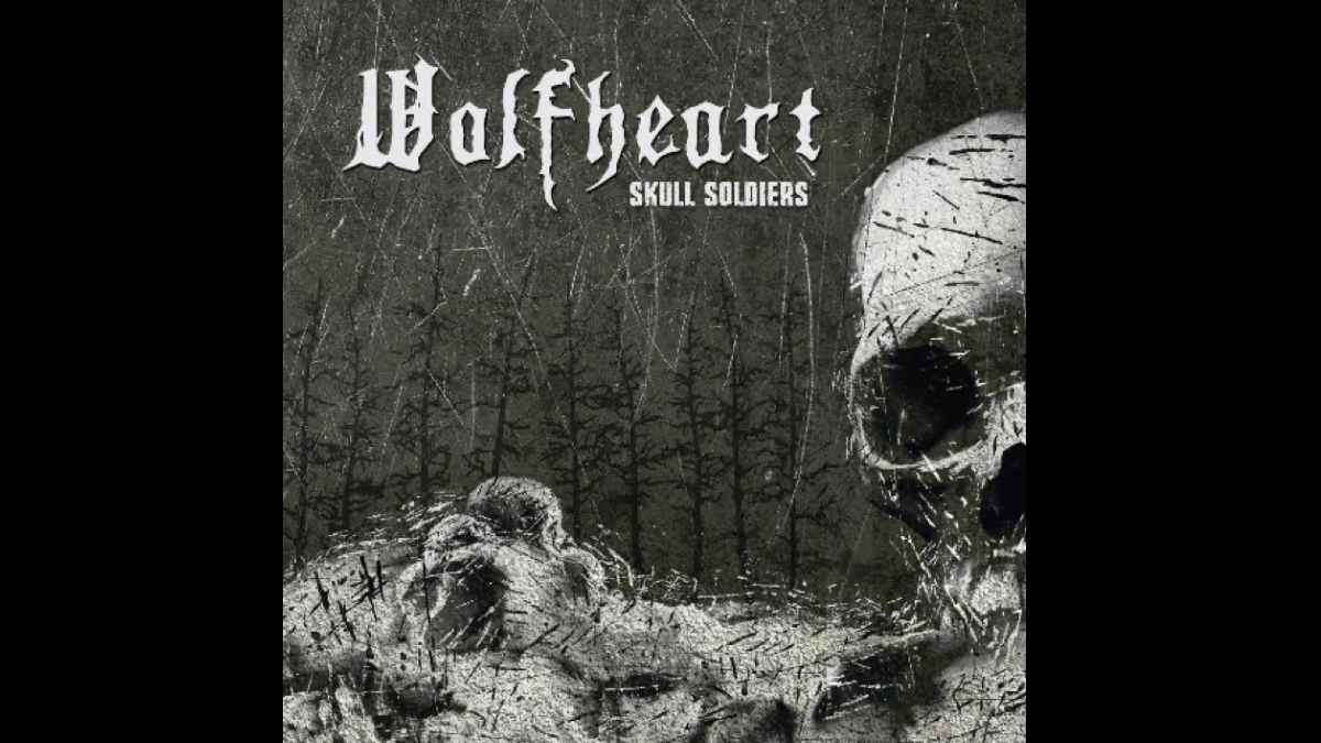 Wolfheart cover art
