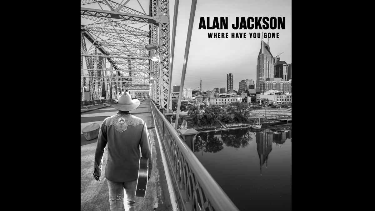 Alan Jackson album cover art