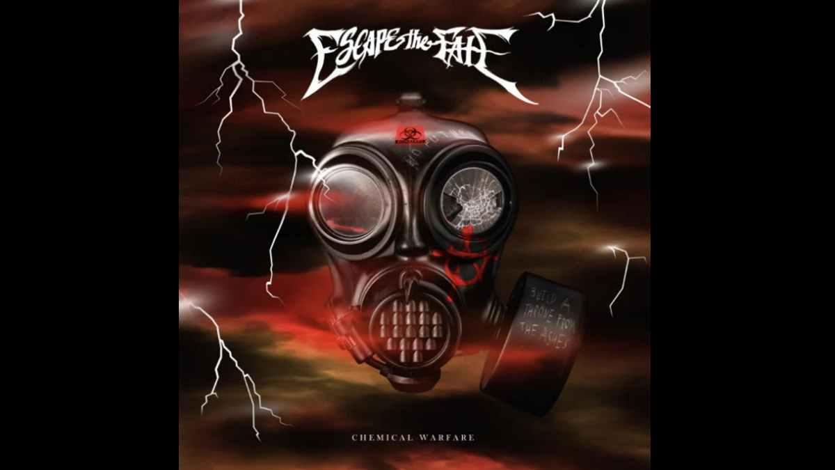 Escape The Fate album cover art
