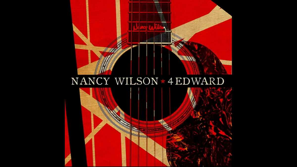 Nancy Wilson single art
