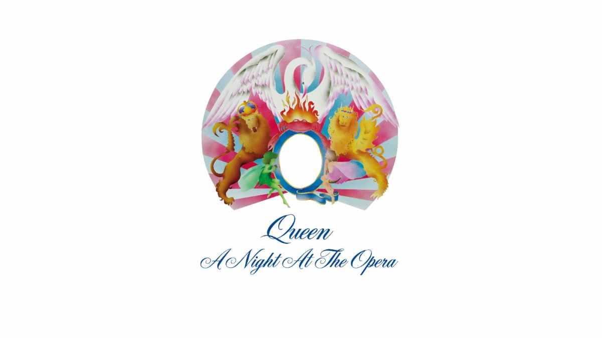 Queen album cover art