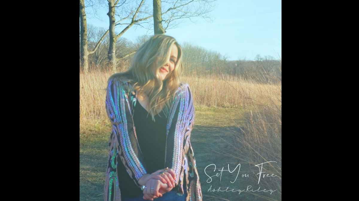 Ashley Riley album cover art courtesy Skye Media