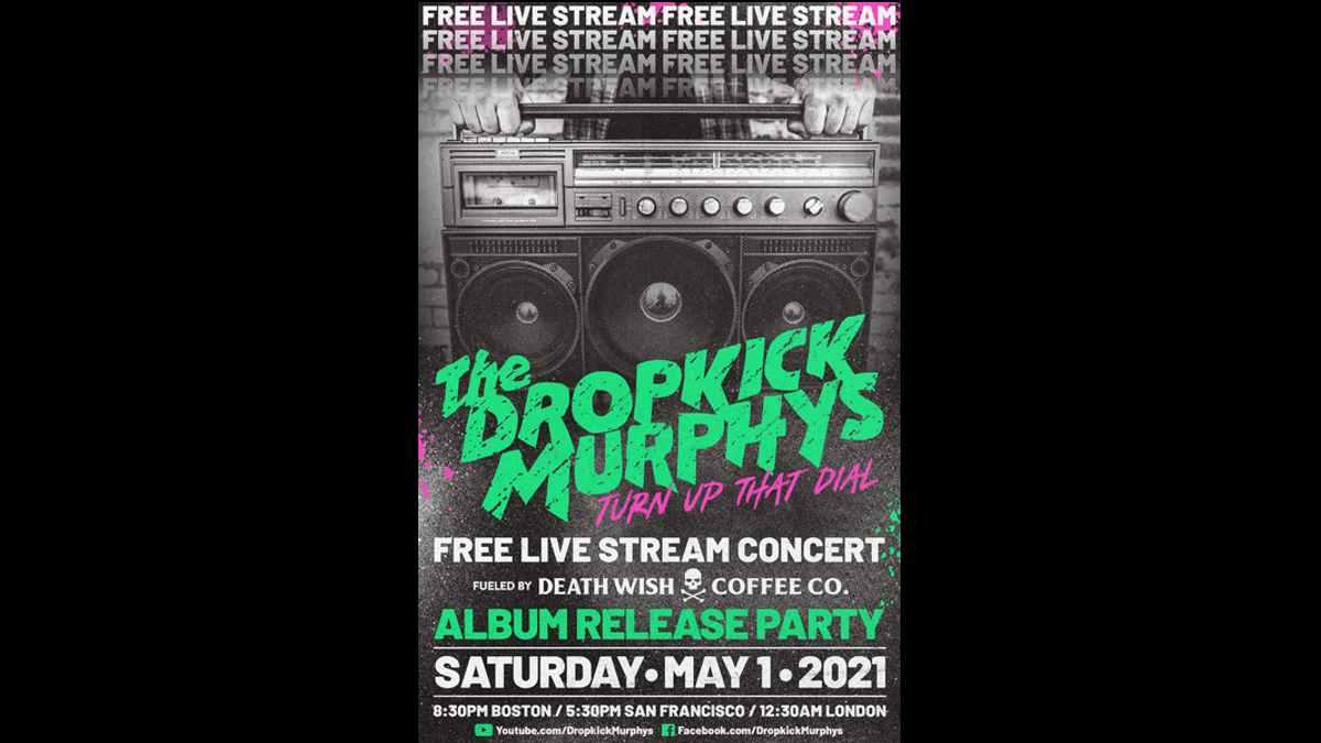 Dropkick Murphys event poster