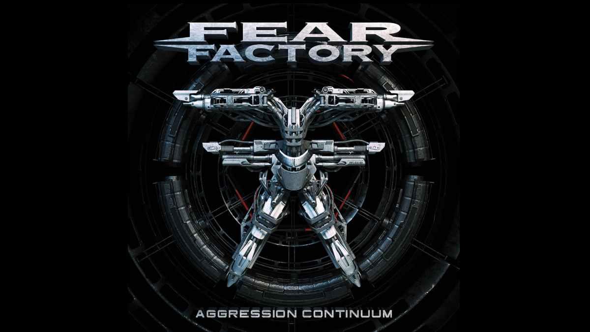 Fear Factory album cover art