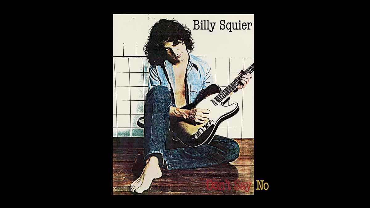 Billy Squier album cover art
