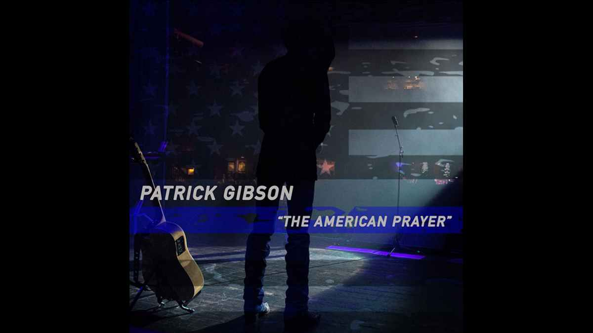 Patrick Gibson single art courtesy 2911