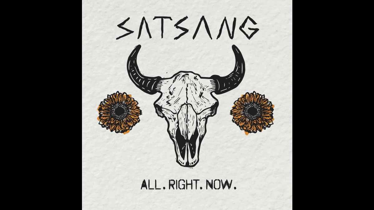 Satsang album cover art