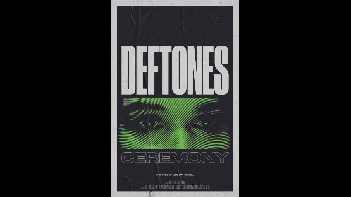 Deftones video poster