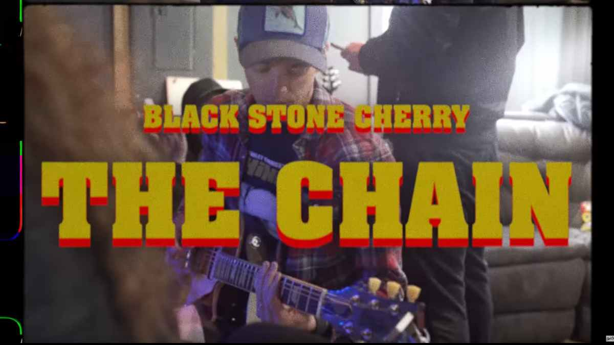 Black Stone Cherry still from the video