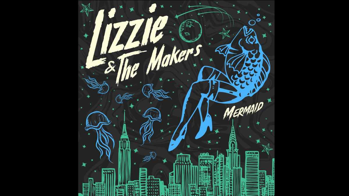 Lizzie and The Makers single art
