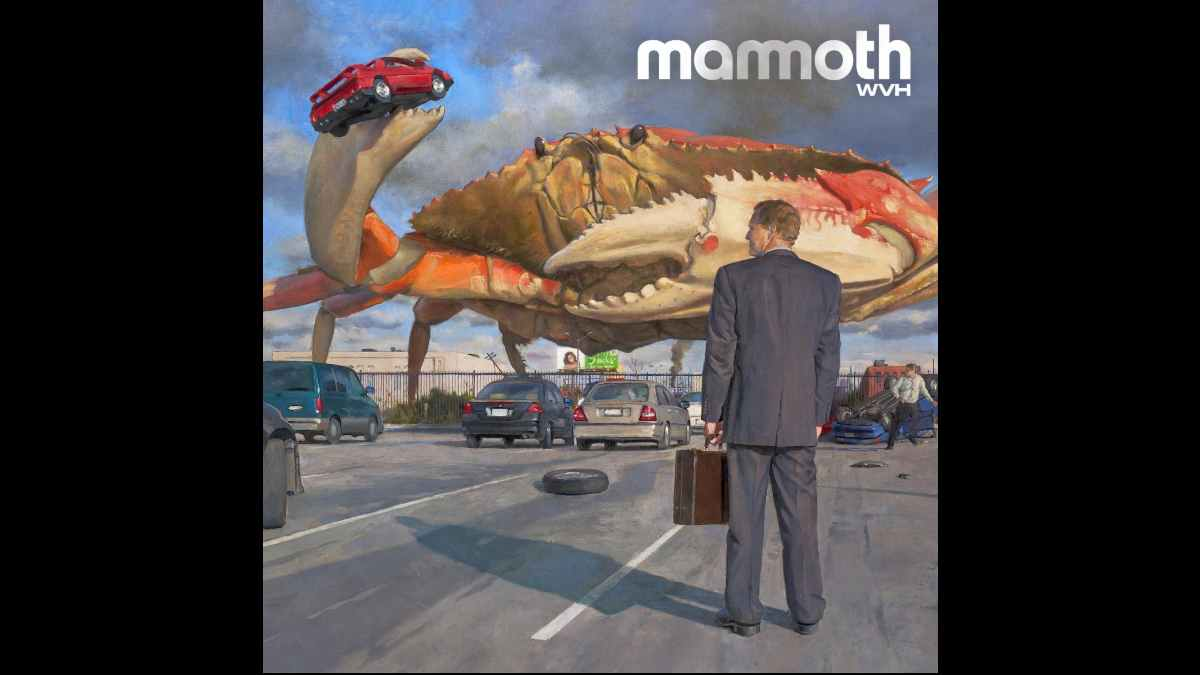 Mammoth WVH album cover art
